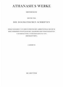 Epistulae I-IV ad Serapionem
