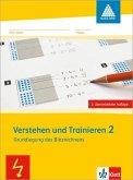 """Programm """"mathe 2000"""". Verstehen und Trainieren. Arbeitsheft für das 2. Schuljahr"""