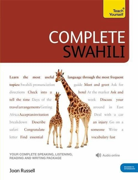 PDF) Teach Yourself Swahili