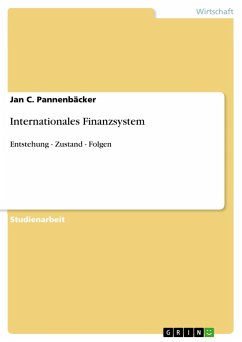 Internationales Finanzsystem