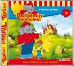 Benjamin Blümchen und das Schloss / Benjamin Blümchen Bd.10 (1 Audio-CD)
