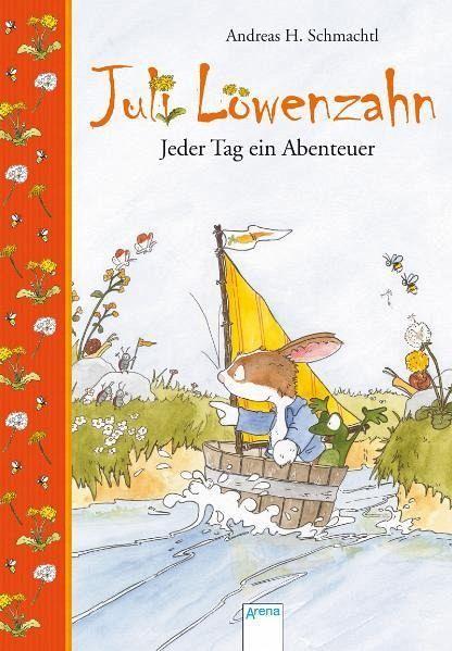 Buch-Reihe Juli Löwenzahn von Andreas H. Schmachtl