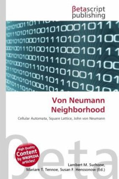 Von Neumann Neighborhood