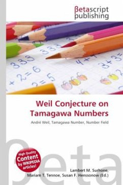Weil Conjecture on Tamagawa Numbers