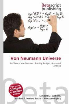 Von Neumann Universe
