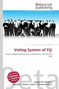 Voting System of Fiji