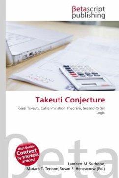 Takeuti Conjecture