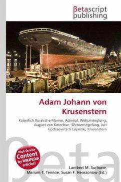 Adam Johann von Krusenstern