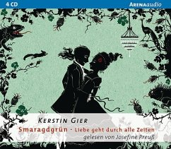 Smaragdgrün / Liebe geht durch alle Zeiten Bd.3 (6 Audio-CDs) - Gier, Kerstin
