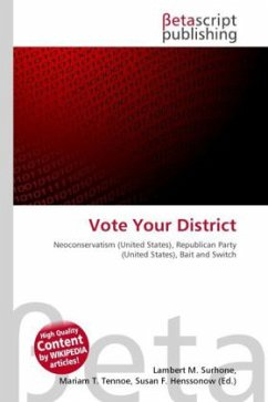 Vote Your District