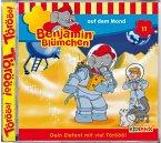 Benjamnin Blümchen auf dem Mond / Benjamin Blümchen Bd.11 (1 Audio-CD)
