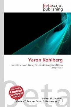Yaron Kohlberg