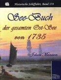 See-Buch der gesamten Ost-See von 1735