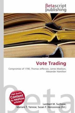 Vote Trading