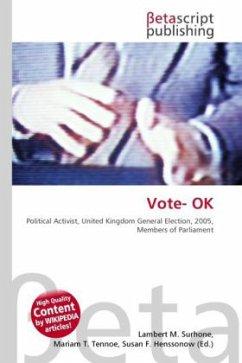 Vote- OK
