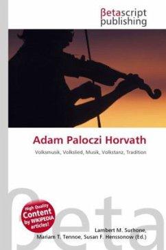 Adam Paloczi Horvath