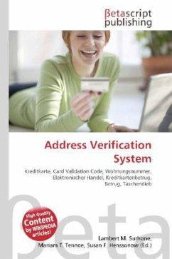 Address Verification System