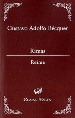 Rimas - Bécquer, Gustavo Adolfo