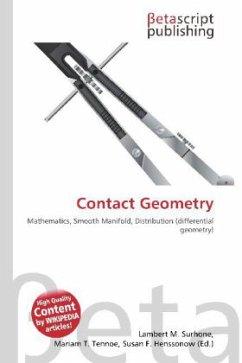 Contact Geometry