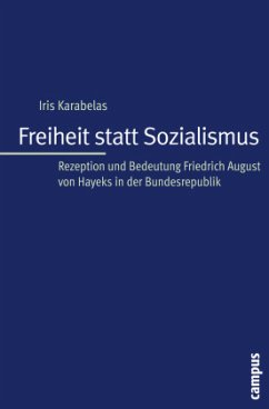 Freiheit statt Sozialismus - Karabelas, Iris