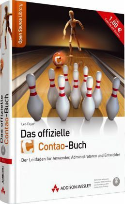 Das offizielle Contao-Buch, m. CD-ROM - Feyer, Leo