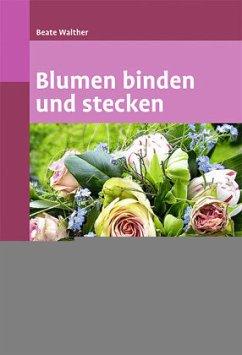 Blumen binden und stecken