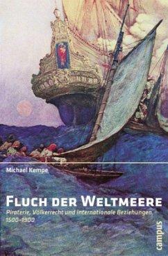 Fluch der Weltmeere - Kempe, Michael
