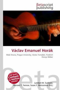Václav Emanuel Horák