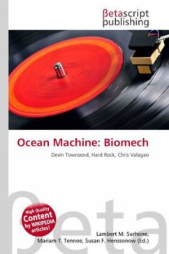 Ocean Machine: Biomech