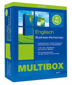 Multibox XXL Business-Wortschatz XXL, Englisch