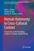 Human Autonomy in Cross-Cultural Context