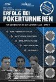 Erfolg bei Pokerturnieren Band 1