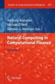 Natural Computing in Computational Finance - Volume 3