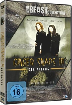 ginger snaps iii – der anfang