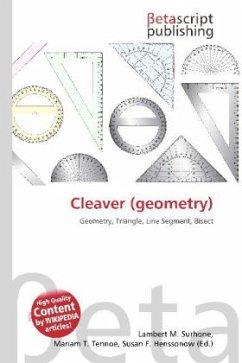 Cleaver (geometry)