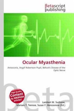 Ocular Myasthenia