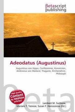 Adeodatus (Augustinus)