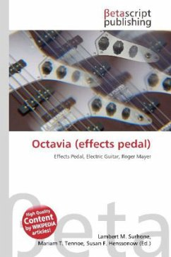 Octavia (effects pedal)