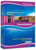 Audiotrainer Aufbauwortschatz Plus Französisch, 4 Audio-CDs