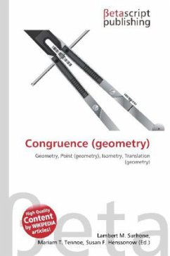 Congruence (geometry)
