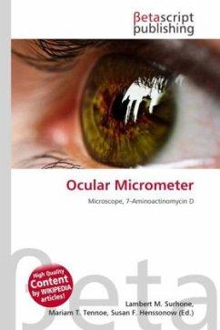 Ocular Micrometer