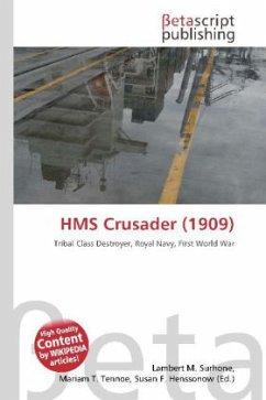 HMS Crusader (1909)