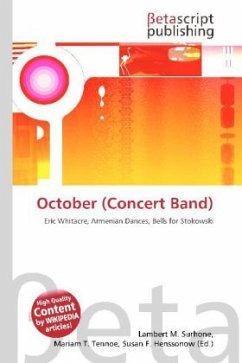 October (Concert Band)