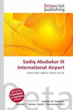 Sadiq Abubakar III International Airport
