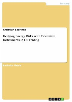 Hedging Energy Risks with Derivative Instruments in Oil Trading