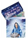 Entdecke die Kraft der Göttin in dir, Meditationskarten u. Buch