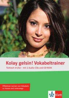 Kolay gelsin! Türkisch für Anfänger. Vokabeltra...
