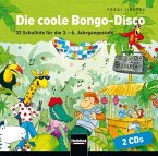 Die coole Bongo-Disco, 2 Audio-CDs