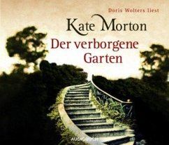 Der verborgene Garten, 6 Audio-CDs - Morton, Kate