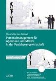 Personalmanagement für Agenturen und Makler in der Versicherungswirtschaft, m. 1 CD-ROM